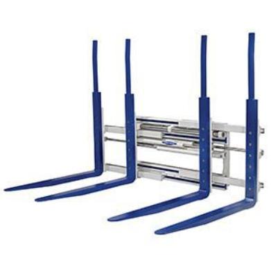 Single double multiple load handlers
